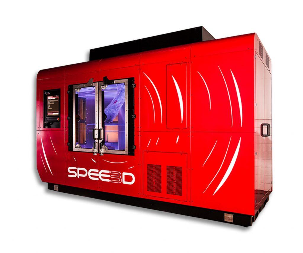WarpSPEE3D Printer SPEE3D